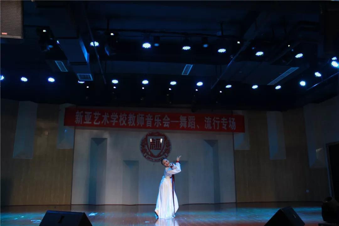 舞蹈教师董玫