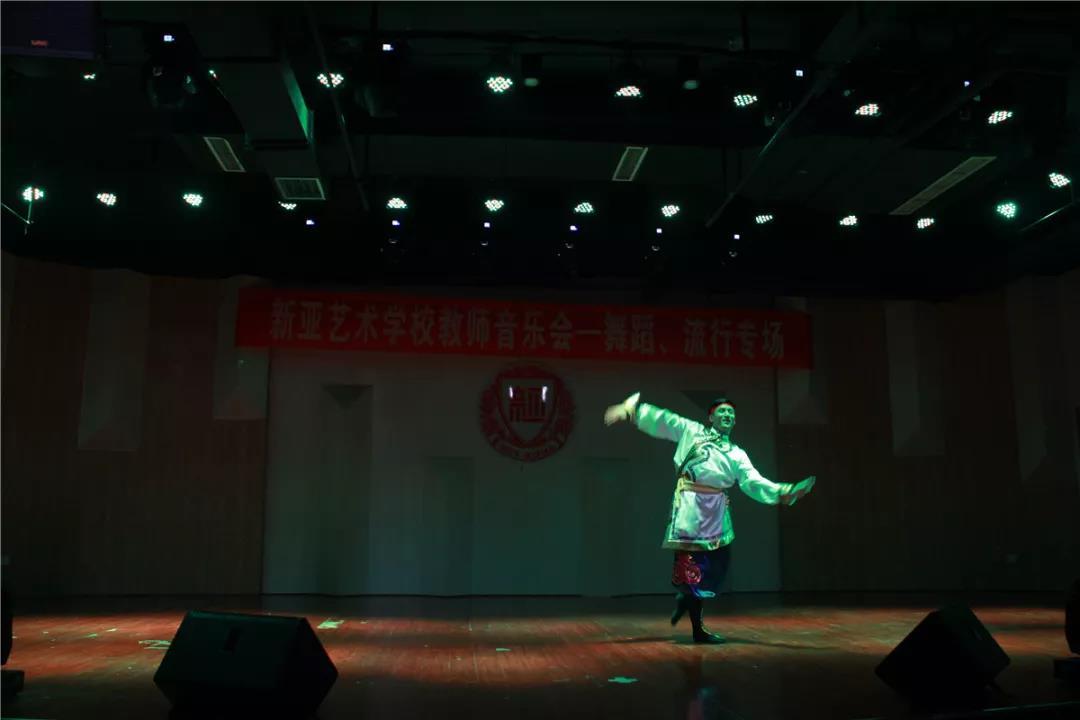 舞蹈教师伏国强