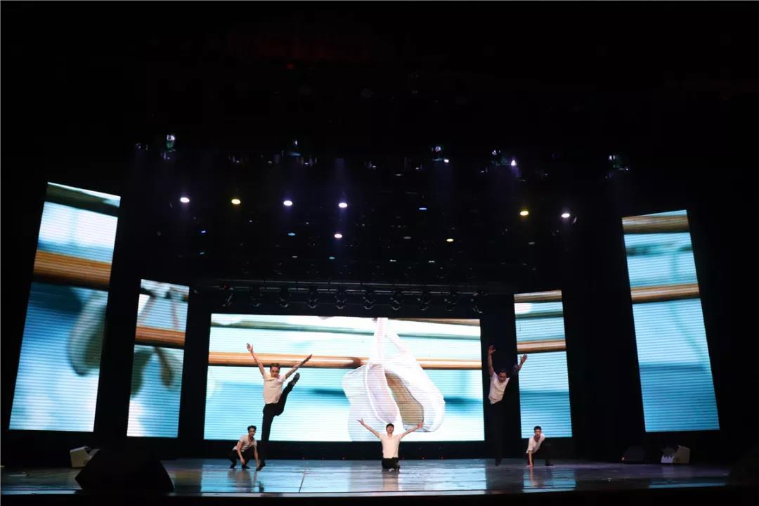 舞蹈《技巧展示》
